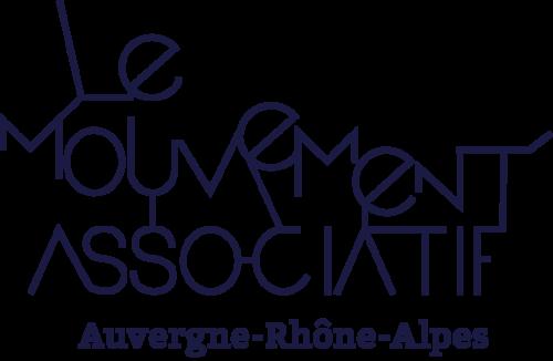 Logo Mouvement associatif AuRA